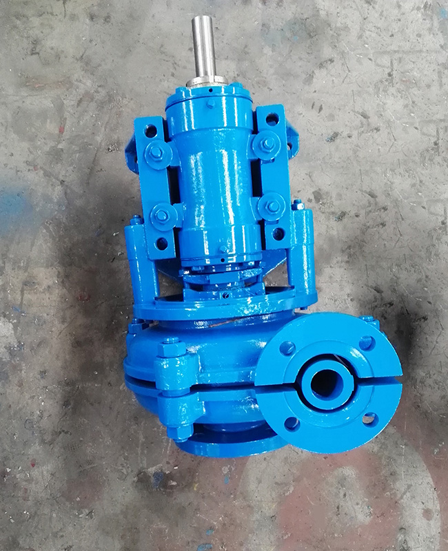 siri AH Heavy Duty Slurry Pump