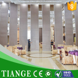Price of China sound proof mobile fabric hotel partition walls