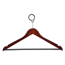 Metal Hooks Clothes Percha Wooden Cloth hanger