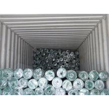 Fábrica de malla de alambre recubierta de PVC
