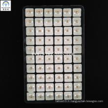(A-26C) Pellets magnétiques d'or d'acupuncture