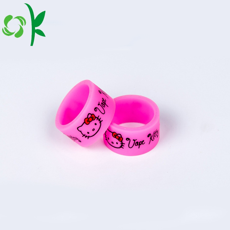 Diamond Silicone Wedding Ring