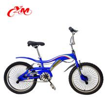 2017 China fábrica 14 pulgadas niños bmx bicicleta / marca Yimei o OEM mini bicicleta bmx / venta al por mayor de aluminio bicicleta estilo libre mejor precio