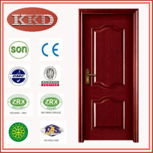 Composite Solid Wooden Door MD-505 for Interior Use
