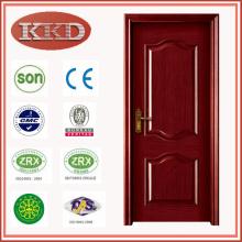 Композитные твердые деревянные двери MD-505 для внутреннего использования