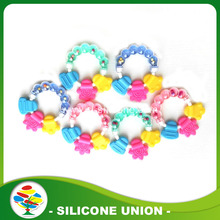 Useful Fast Shipping BPA Free Silicone Teether
