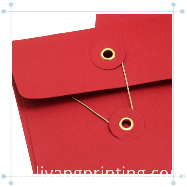 Kraft Envelope with String LY2017031902-7