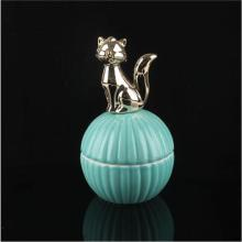 New Creative Ceramic Animal Jewelry Boxes Wedding Gift Wholesale