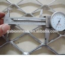 Malha de metal expandido galvanizado / preço (fornecedores da China com baixo preço)