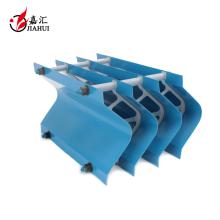 Eliminador de niebla de agua de la torre de enfriamiento de PVC