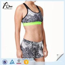 Горячая сексуальная девушка фото дамы сексуальный спортивный бюстгальтер и шорты комплект новый дизайн