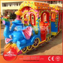 popular! Professional kiddie amusement rides train for sale