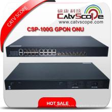 Catvscope Csp-1000-8 8 Pon Ports Olt