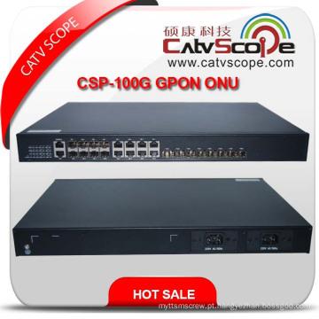 Catvscope Csp-1000-8 8 Portas Pon Olt