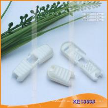 Forme el extremo plástico de la cuerda para las prendas KE1059 #