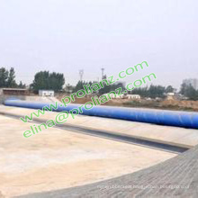 China Round Rubber Dam to Nigeria