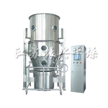 Serie FL Secado vertical de fluidificación y granulación de la máquina de secado