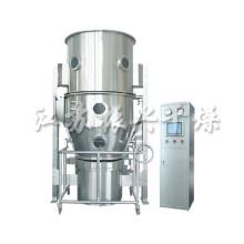 Вертикальная машина для выдувания жидкостей и гранулирования серии FL