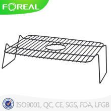 Porte-grille en acier inoxydable
