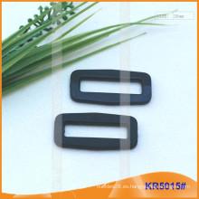 Tamaño interior 26mm Hebillas de plástico, regulador de plástico KR5015