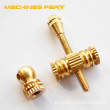 Tattoo Brass Contact Binding Posts