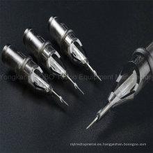 Más nuevo de alta calidad de acero inoxidable esterilizado cartucho de la aguja del tatuaje