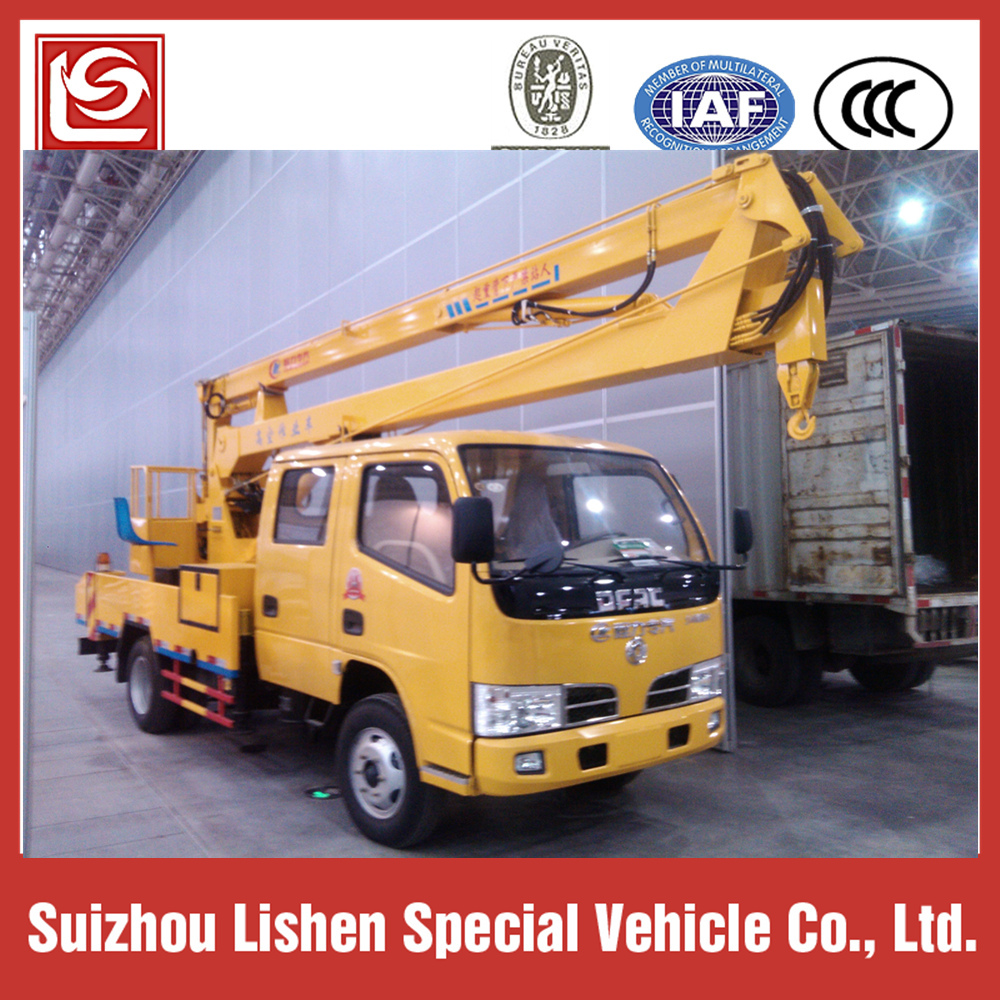 DONGFENG Aerial platform truck 14M