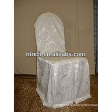 Couverture de chaise, housse polyester épais, couverture de chaise jacquard de revêtement