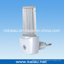 GS Approved European Plug Photocell Sensor LED Night Light (KA-NL317)
