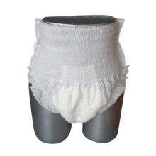 China Factory Cheap Disposable Adult Diaper Pants Adult Pull Up Pants