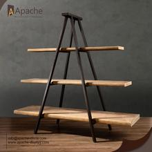 Renewable Design for Clothing Display Stand Clothing Store Furniture Floor Stand Display Shelf export to Canada Wholesale