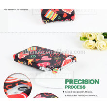 hot sale sublimation mobile phone case/covers