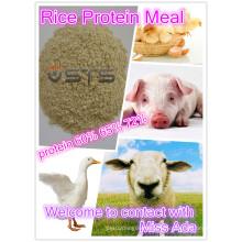 Poudre de protéine de riz avec de haute qualité