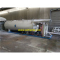 32cbm 12ton LPG Gas Cylinder Filling Plants