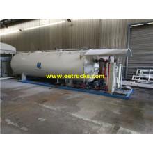 Plantas de llenado del cilindro de gas de 32cbm 12ton LPG