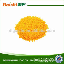 high quality yellow hard Panko Europe breadcrumbs in big and small package