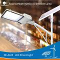 DELIGHT DE-AL05 Parking Lithium Battery LED Road Light