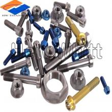 titanium screw for mountain bike