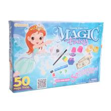 Удивительная простая обучающая игра Magic toy 50 trick Magic set