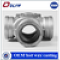 Mecanizado CNC Revestimiento de la bomba de acero OEM