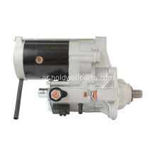 Holdwell starter motor RE506105 for John deere backhoe 310E