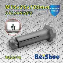 Made-in-China M16 Anchor Bolt Extension Galvanised