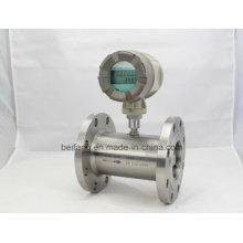 Double Signal Turbine Flow Meter