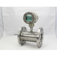 Double Signal Turbine Flow Meter