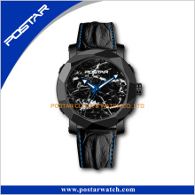 Brand New Silver Stainless Steel Material Men Watch Big Dial