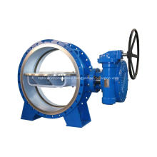 Rubber Lined Flange Butterfly Valve