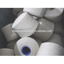 precio de hilados de cachemira en china 30% cashmere 70% hilado de mezcla de lana Nm 26/2 hilados de mongolia interior