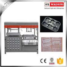 Vide manuel semi-automatique formant le prix de machine pour le plateau en plastique
