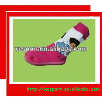 soft rubber outsole baby shoes socks