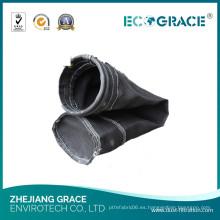 Filtro de aire de la fibra de vidrio de la filtración del gas de la planta del cemento